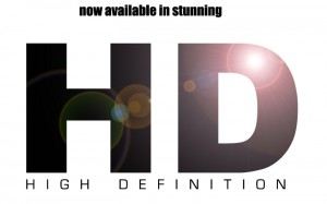 HD-High Definition Logo